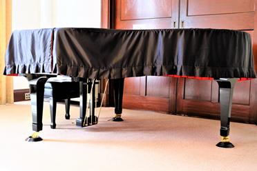 ピアノ移設