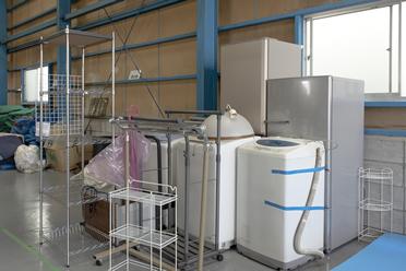 不用品引取・リサイクル品の買取